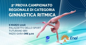 releve seconda prova campionato regionale categoria ginnastica ritmica puglia